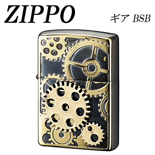 ZIPPO ギアBSB 文具玩具 玩具 ab1-1126265-ah [簡素パッケージ品] B07CHJJY6P Parent