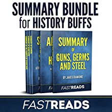 Summary Bundle for History Buffs: FastReads Audiobook by FastReads Narrated by Lisa Negron