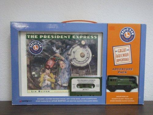 - Great Railway Adventures The Presidents Express Set