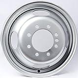16'' Trailer Dual Dually Wheel 8 Lug (8x6.5) Bolt Circle 4.77