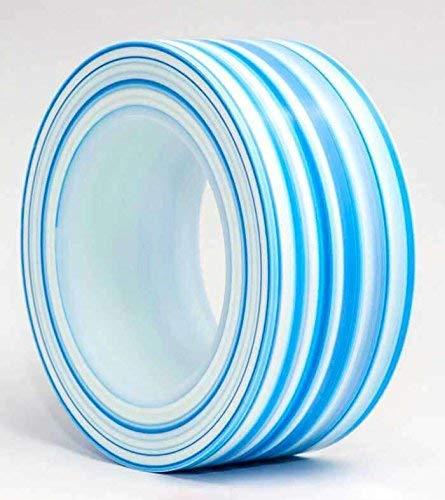 UltraTape Polyethylene Super-Tack Cleanroom Tape   1 Inch   White  1 Roll by StaticTek (Image #2)