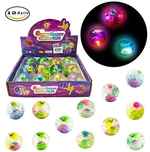Led Light Up Bouncing Ball