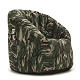Amazing Big Joe Lumin Smartmax Fabric Chair Woodland Camo Squirreltailoven Fun Painted Chair Ideas Images Squirreltailovenorg