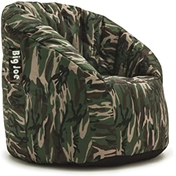 Big Joe Lumin SmartMax Fabric Chair Woodland Camo