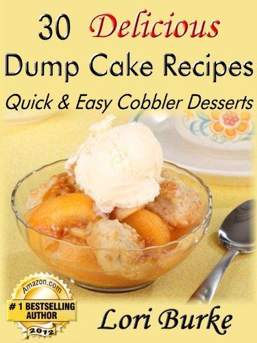 30 Delicious Dump Cake -