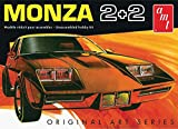 AMT 1019 1977 Chevy Monza 2+2 2'n1 1:25 Scale Plastic Model Kit - Requires Assembly