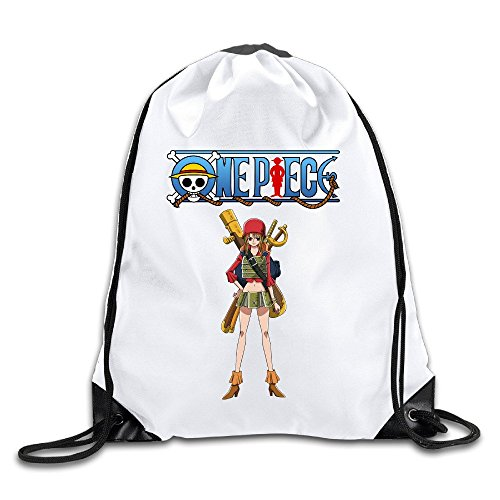 Acosoy One Piece Nami Drawstring Backpacks Bags