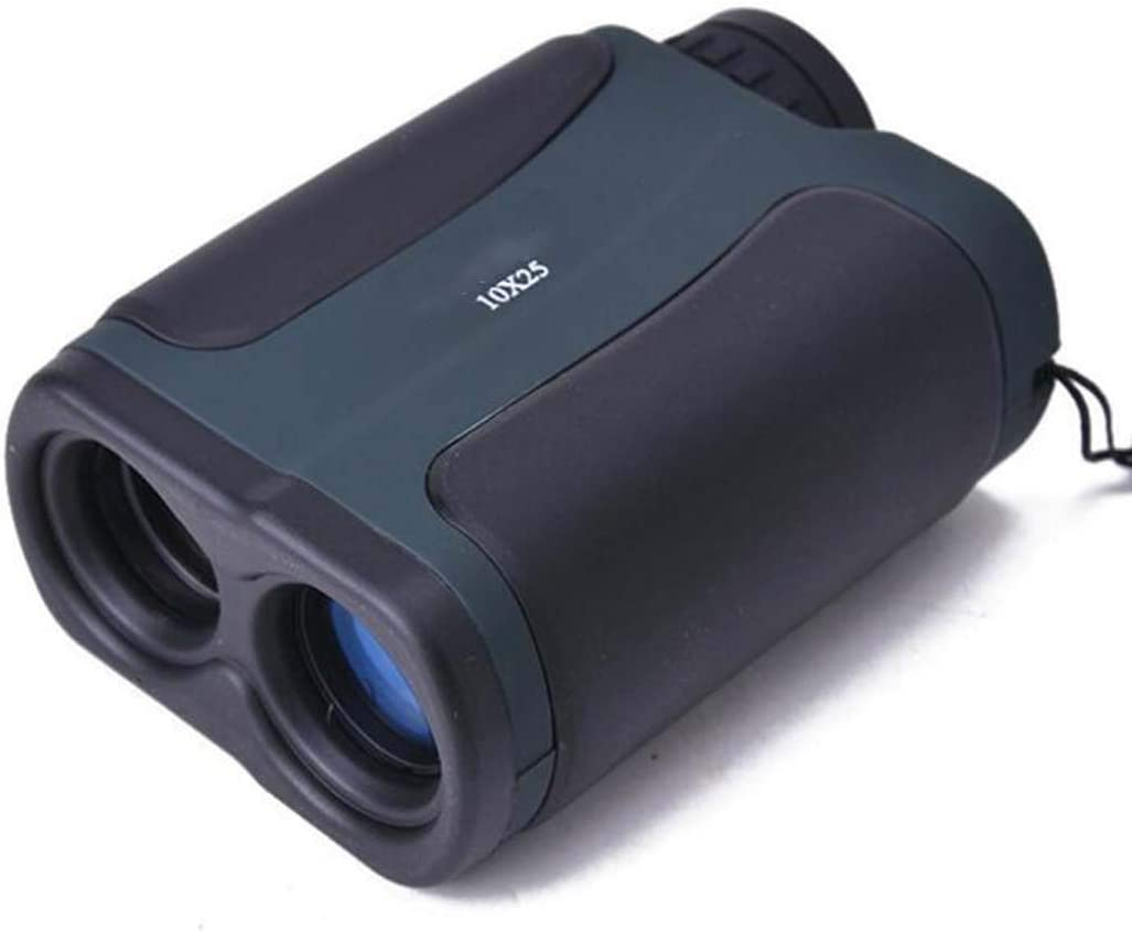ZTYD 700 Yardas Golf Caza telémetro - 10X25 Mano láser telémetro telescopio monocular de Alta precisión Campo de medición de Distancia