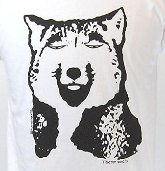 Tシャツ チベットスナギツネ オリジナルTシャツ XL スレート