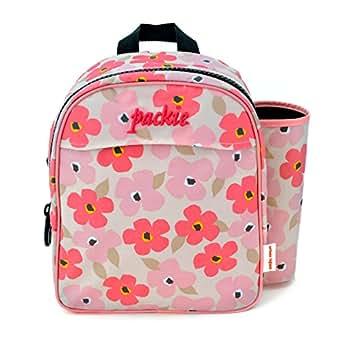 Urban Infant Toddler / Preschool Packie Backpack - Poppies