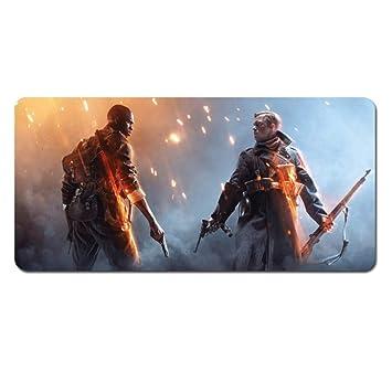 IGZNB Battlefield 5 700X300Mm Alfombrilla para Ratón para Teclado ...
