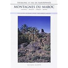 TREKKING ET SKI DE RANDONNEE - MONTAGNES DU MAROC