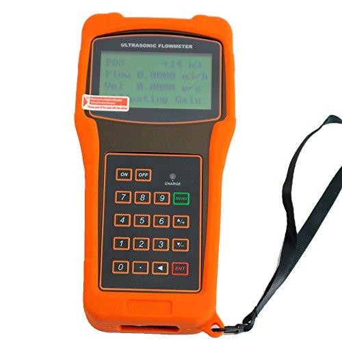 Graigar TUF-2000H+TL-1 Digital Portable Liquid Ultrasonic Flow Meters Flowmeter with TL-1 Transducer Measuring Range DN300-6000mm - Ultrasonic Flow Meter Portable