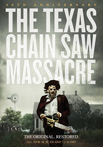 DVD : The Texas Chain Saw Massacre (Anniversary Edition)
