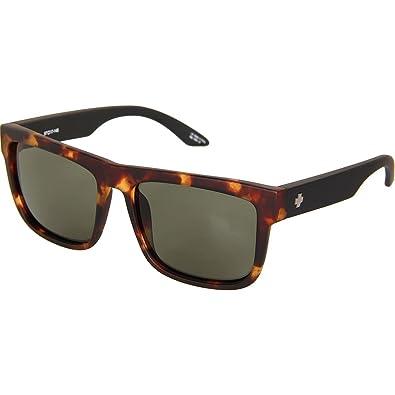 3c55b64270 Amazon.com  Spy Discord Sunglasses - Spy Optic Look Series Designer Eyewear  - Vintage Tortoise Grey Green  Shoes