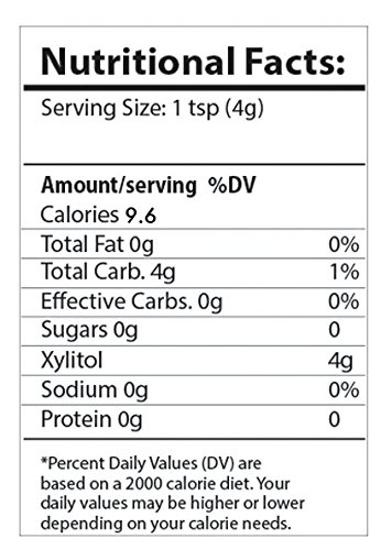 Health Garden Birch Xylitol Sugar Free Sweetener, All Natural Non GMO (Not from Corn (10 Lb x 4) by HEALTH GARDEN (Image #4)