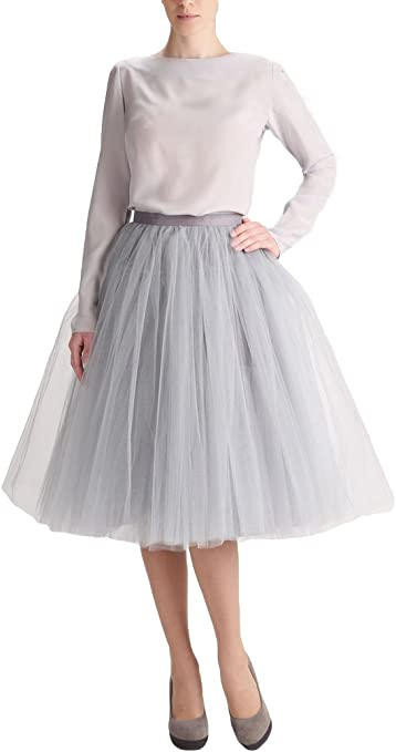 Sweetdresses Womens A-Line Muiti-Color Short Petticoat Crinoline