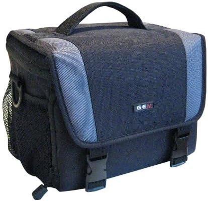 GEM N100114ND3300 Caja compacta Azul, Gris Estuche para cámara ...