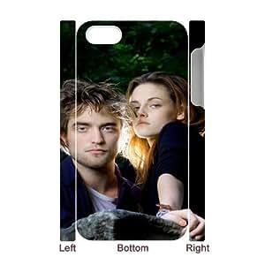 Kristen Jaymes Stewart V-T-C5094893 Iphone 4,4S 3D Art Print Design Phone Back Case Hard Shell Protection