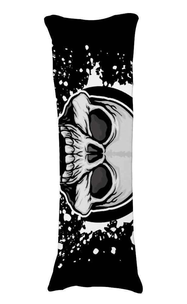 Single 3ft 36 Fhdang Decor Taie doreiller de Corps avec Fermeture /Éclair pour la maternit/é et la Grossesse Coton