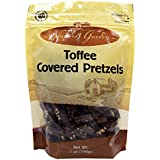 Cibo Vita Toffee Covered Pretzels, 7 oz, Pack of 6
