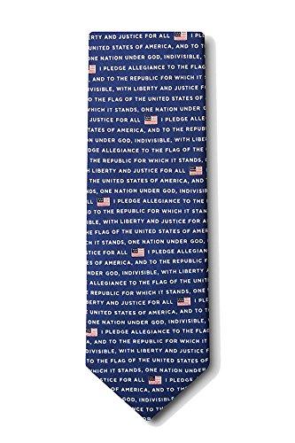 navy-blue-patriotic-pledge-of-allegiance-american-flag-necktie-tie-neckwear