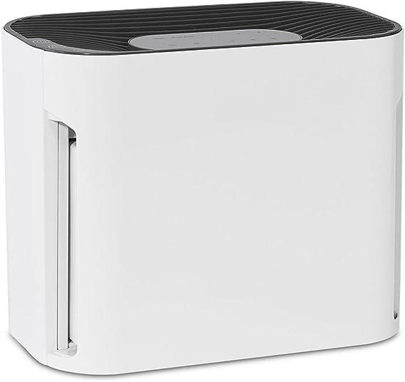 Enbow purificador de aire pequeño y ligero, tamaño 22,8 x 14,4 x ...