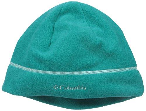 Columbia Top Hat - Columbia Women's Fast Trek Hat, Emerald/Blue Glass, Small/Medium