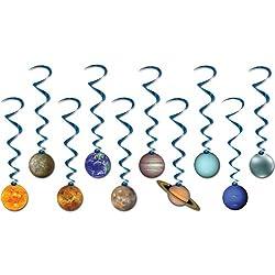 Solar System Whirls (10pkg)