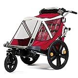 Bellelli 20'Urban W Travel Buggy Children's Children's Trailer Bicycle Trailer Stroller, Orange