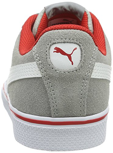 Limestone 1948 Puma Vulc Risk Sneaker Jr Bianco High Red xzwIqwTrd