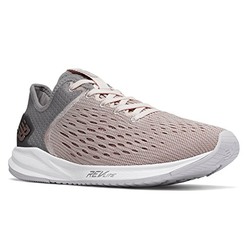 New Balance Women's Fuel Core 5000 Running Shoes Pink (Conch Shell/Latte Pp) 8AjzG36