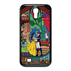 Fashion Beauty and the Beast Personalized samsung galaxy s4 i9500 Case Cover