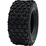 Ocelot GNCC Holeshot Sport ATV Rear Tire RAZR Style 4-Ply Tread 22x11-9 P357