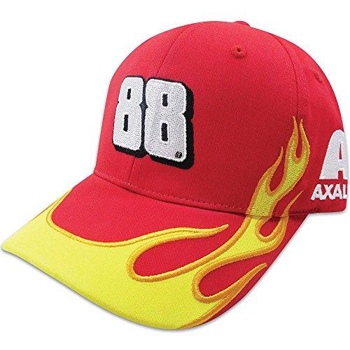 Dale Earnhardt Jr #88 Axalta Flame Hat