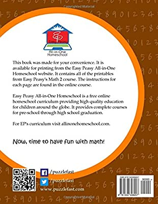 Pleasant Ep Math 2 Printables Part Of The Easy Peasy All In One Download Free Architecture Designs Scobabritishbridgeorg