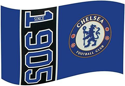 Amazon.com   Chelsea F.c. Flag Sn Official Merchandise   Garden ... 41644117a
