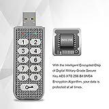 Encrypted USB Drive, INNÔPLUS Secure Flash Drive