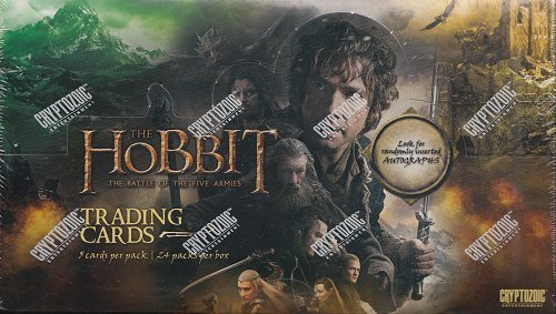 Cryptozoic The Hobbit : The Battle of the Five Armies Trading Card Box by Cryptozoic Entertainment