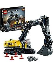LEGO 42121 Technic Kraftfullgrävmaskin 2i1modell,byggmaskinbyggsatsför barn 8+år