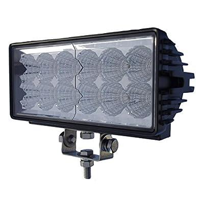 Kaper II L16-0079 White Off-Road LED Light Bar: Automotive