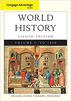 Cengage Advantage Books: World History, Volume I