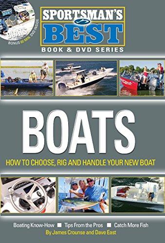Sportsman's Best: BOATS - Book & DVD Combo