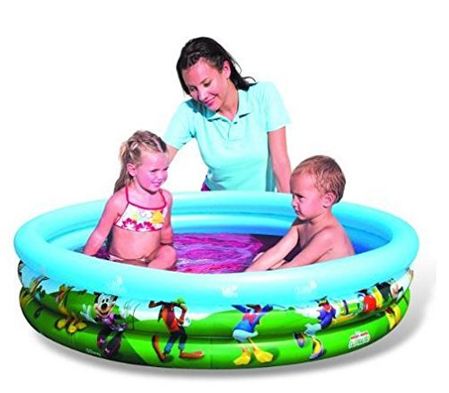 (Disneys Mickey Mouse Clubhouse Inflatable Swimming)