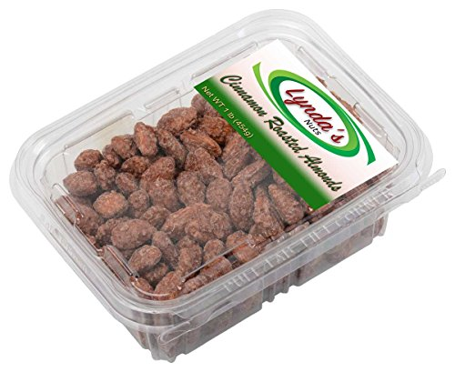 Roasted Cinnamon Almonds by Craft Show, 1 LB