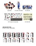 NCT 127 [NCT#127 LIMITLESS] 2nd Mini Album CD+Photo+2p POSTER+Book+Sticker+Card+Tracking Number