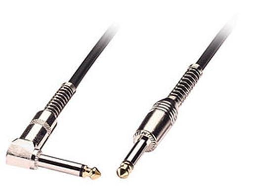 50 opinioni per Lindy 6030- Cavo audio per strumenti musicali con un connettore ad angolo- 6,3mm