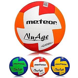meteor Handball Ballon d'entraînement en Caoutchouc pour Ballon de Handball pour Enfants Junior Homme Femme 5
