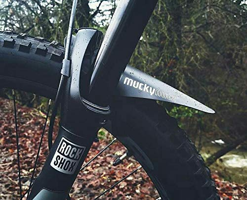 Standard Mucky Nutz Unisexs Face Fender Black