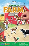 : Create-A-Scene Magnetic Playset - Farm